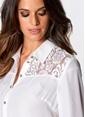 Bonprix Express Bluz Beyaz